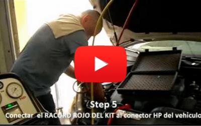 Vídeo tutorial del procedimiento de control de estanqueidad por nitrogeno