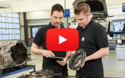 [Vídeo] ZF Service: Los embragues necesitan su atención