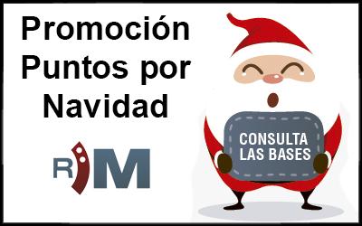 Bases de la promoción Puntos por Navidad 2019