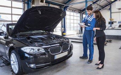 Las cinco reparaciones de coche más comunes