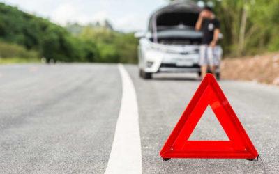 ¿Cuáles son las principales causas de la asistencia en carreteras en verano?